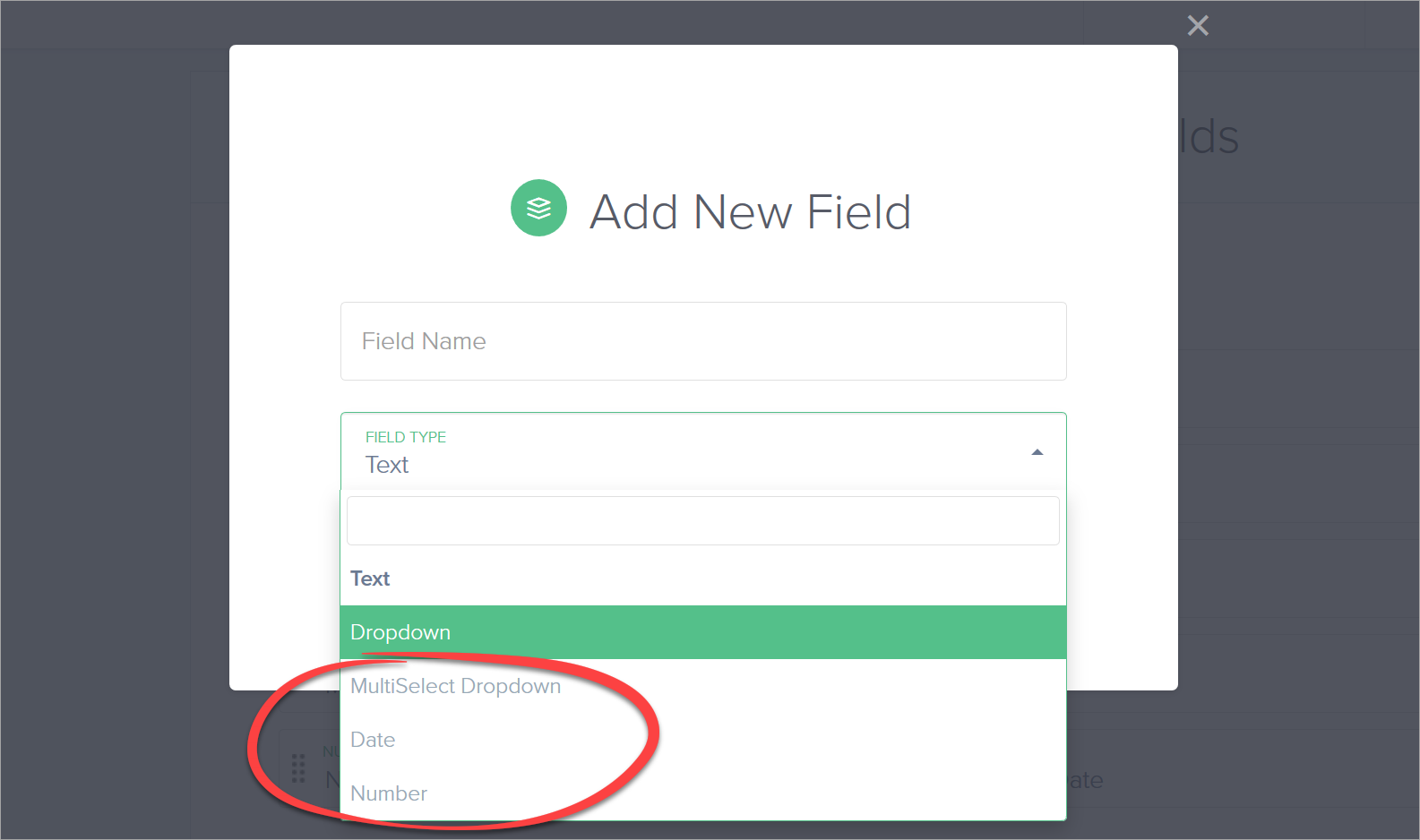 Additional Custom Fields